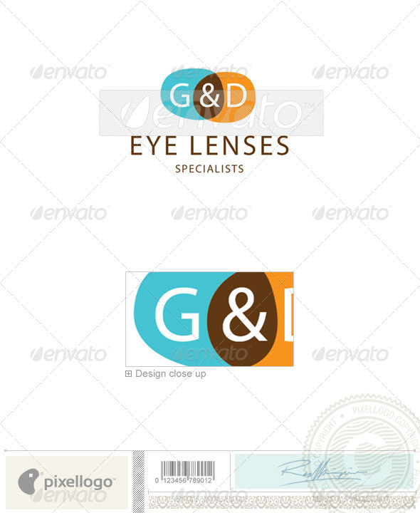 GraphicRiver Industry & Science Logo 2042 497121