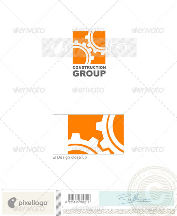 GraphicRiver Home & Office Logo 543 497124
