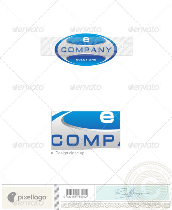 GraphicRiver Business & Finance Logo 107 497131