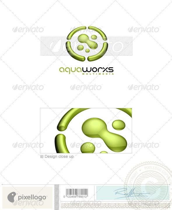 GraphicRiver Print & Design Logo 3D-149 497149