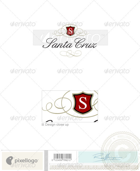 Graphic River Activities & Leisure Logo 1632 Logo Templates -  Crests 497171