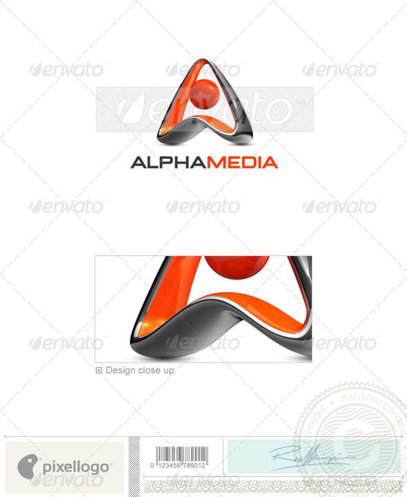 GraphicRiver Activities & Leisure Logo 3D-368 497175