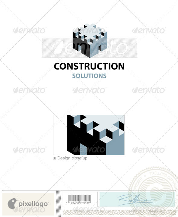 GraphicRiver Home & Office Logo 577 497185