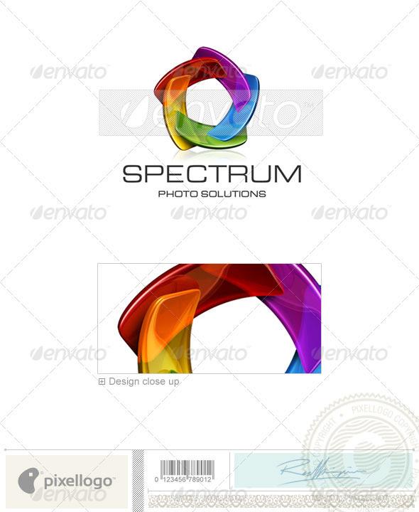 GraphicRiver Activities & Leisure Logo 3D-487 497207