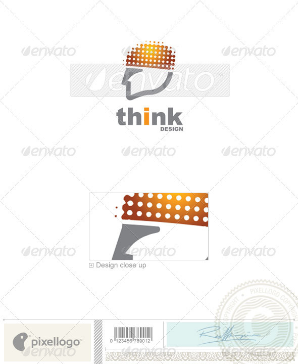 GraphicRiver Industry & Science Logo 1798 497209