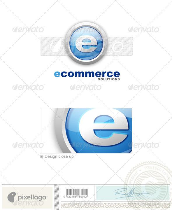 GraphicRiver Business & Finance Logo 3D-120 497220