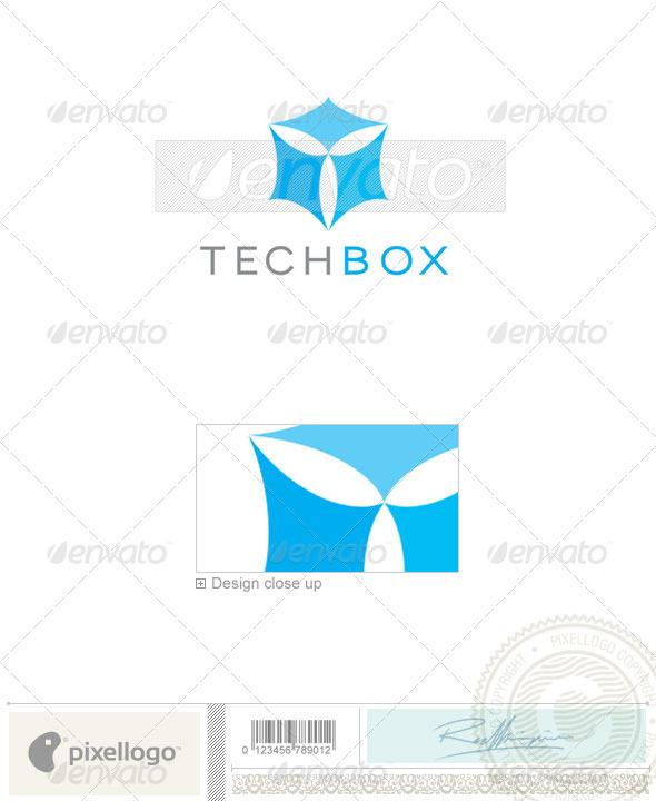 GraphicRiver Technology Logo 119 497221