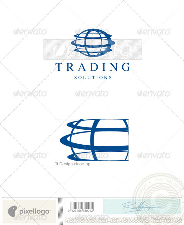 GraphicRiver Communications Logo 136 497237
