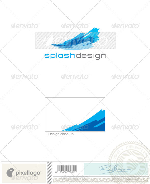 GraphicRiver Print & Design Logo 1550 497240