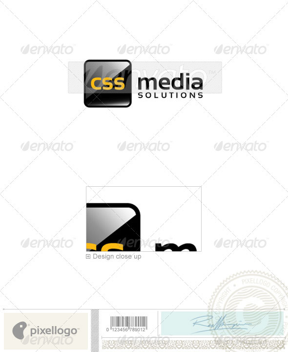 GraphicRiver Technology Logo 2226 497279