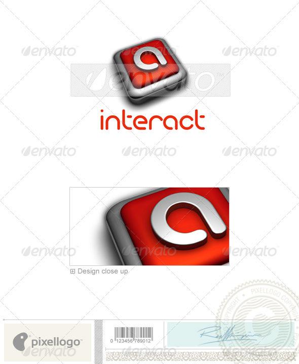 GraphicRiver Technology Logo 3D-197 497304
