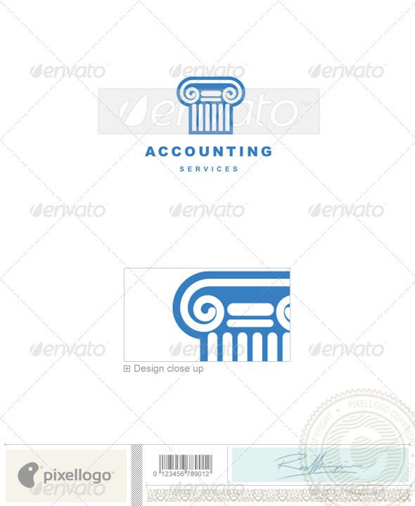 GraphicRiver Business & Finance Logo 650 497306