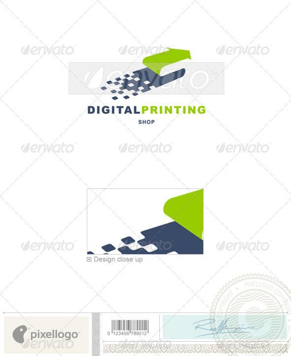 GraphicRiver Print & Design Logo 531 497315