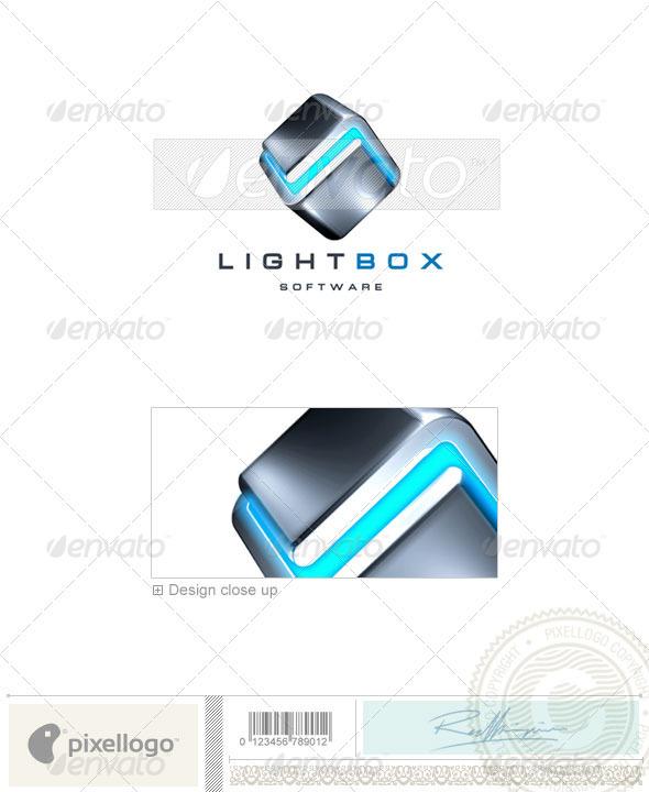 GraphicRiver Technology Logo 3D-68 497318