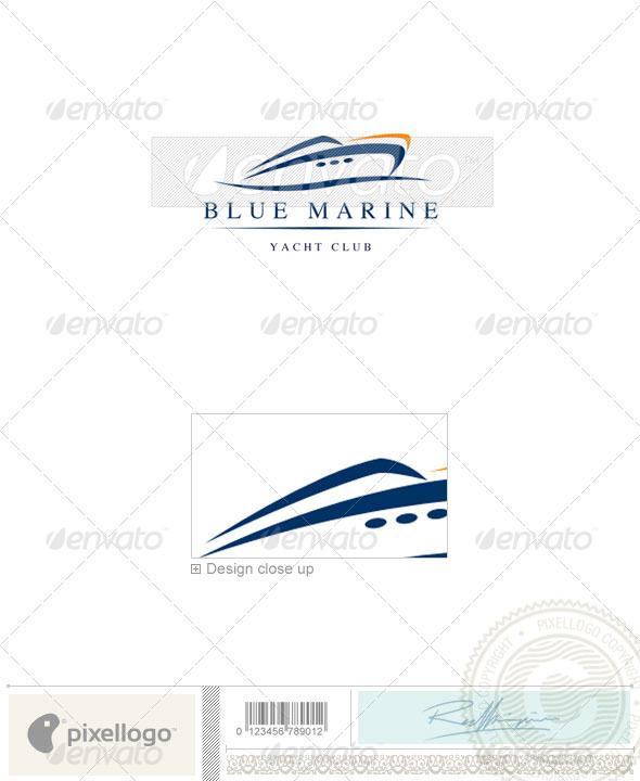 GraphicRiver Nature & Animals Logo 606 497359