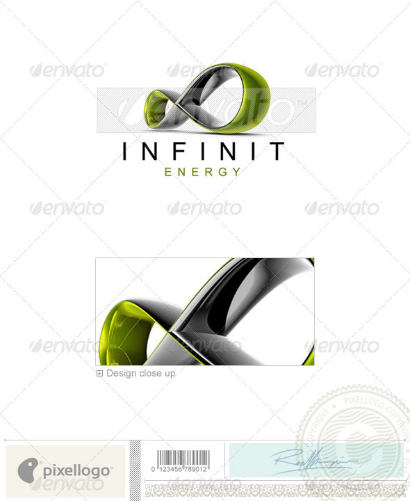 GraphicRiver Technology Logo 3D-477 497385