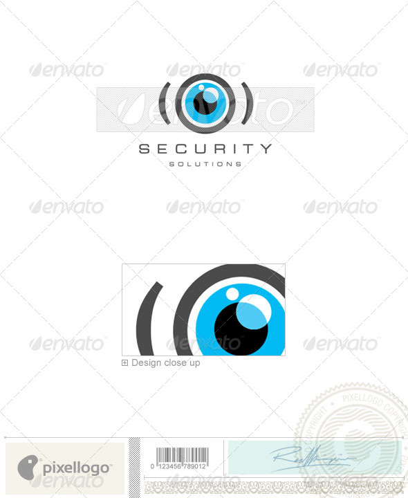 GraphicRiver Business & Finance Logo 1543 497387