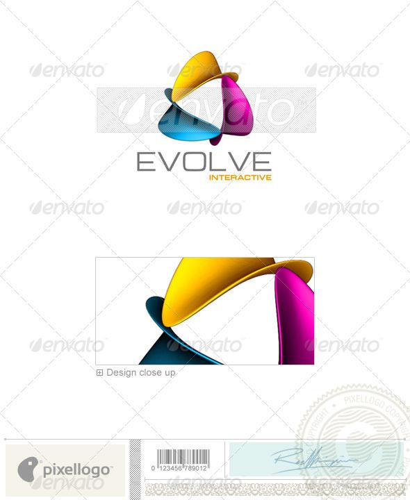 GraphicRiver Activities & Leisure Logo 3D-310 497395