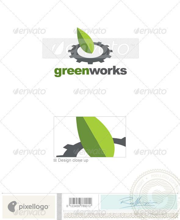 GraphicRiver Nature & Animals Logo 1933 497408