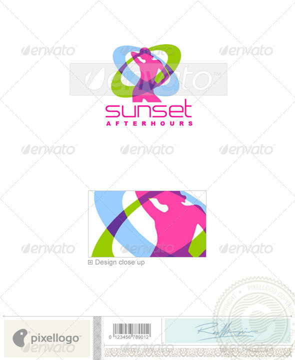 GraphicRiver Activities & Leisure Logo 1489 497413