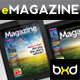 iPad/Tablet Magazine InDesign Layout 01 - GraphicRiver Item for Sale