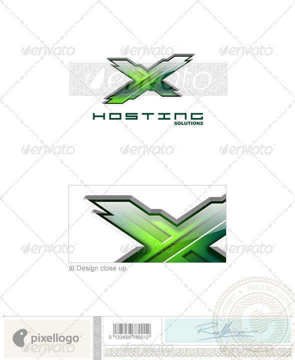 Graphic River Technology Logo 3D-122 Logo Templates -  Abstract  3d 497463