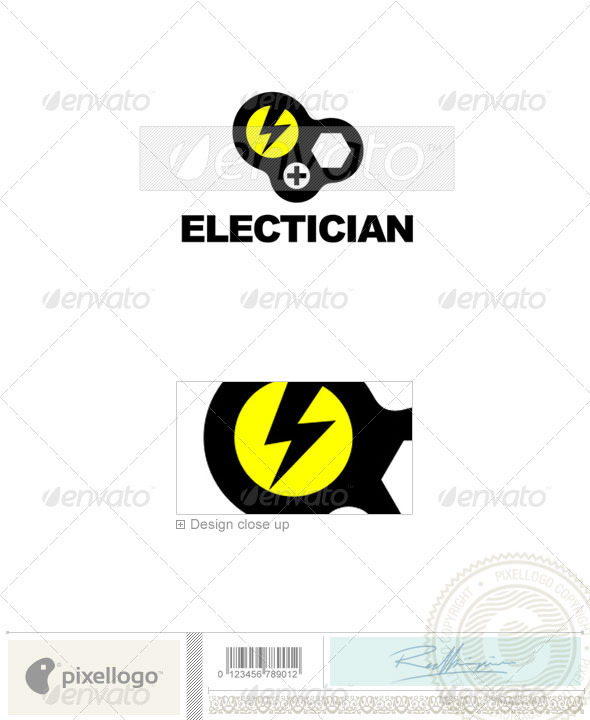 GraphicRiver Industry & Science Logo 2233 497465