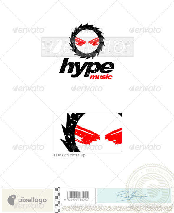 GraphicRiver Activities & Leisure Logo 1482 497471
