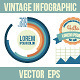 Vintage Infographic Elements - GraphicRiver Item for Sale