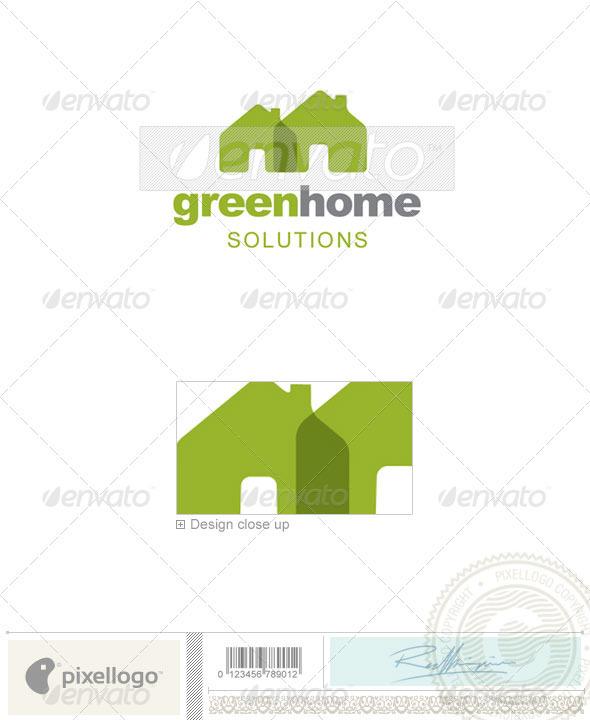 GraphicRiver Home & Office Logo 2216 497497