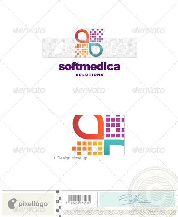GraphicRiver Industry & Science Logo 2239 497506