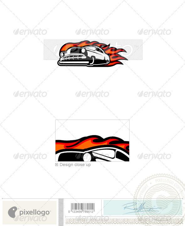 GraphicRiver Transport Logo 535 497518