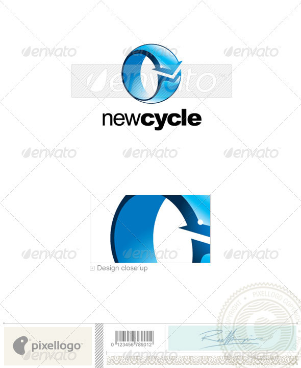GraphicRiver Communications Logo 2152 497525