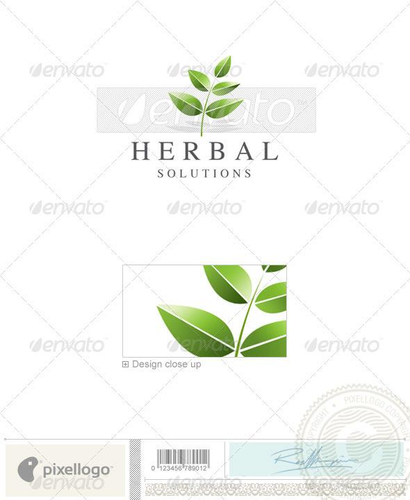 GraphicRiver Nature & Animals Logo 1849 497529