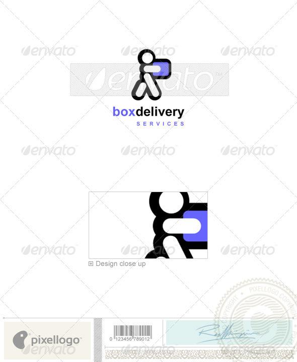GraphicRiver Transportation Logo 677 497536