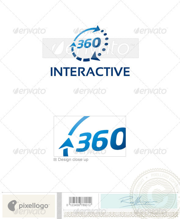 GraphicRiver Technology Logo 2235 497541