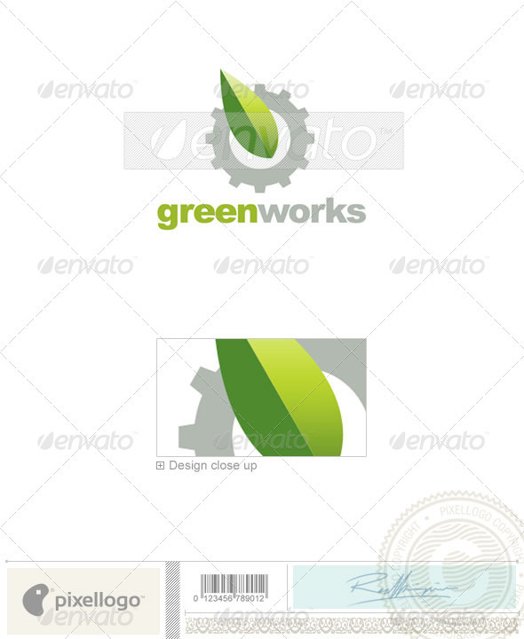 GraphicRiver Nature & Animals Logo 1942 497551