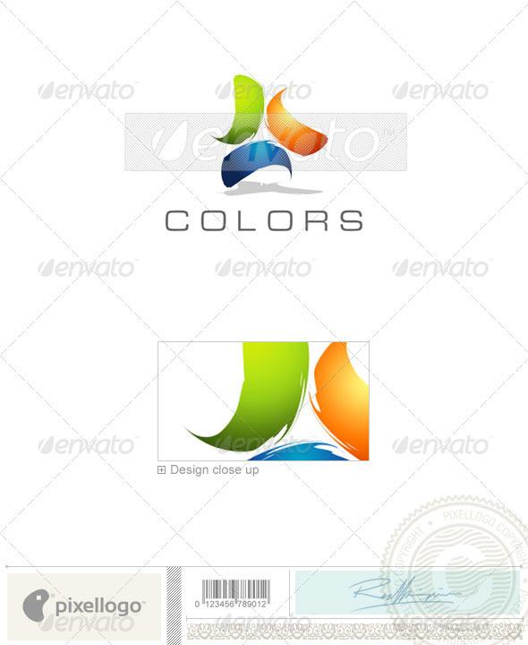 GraphicRiver Print & Design Logo 1636 497555