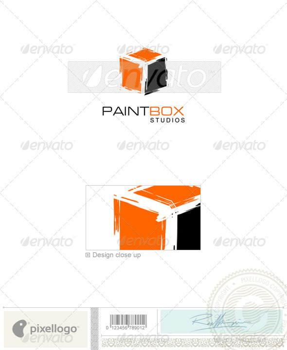 GraphicRiver Print & Design Logo 1050 497593