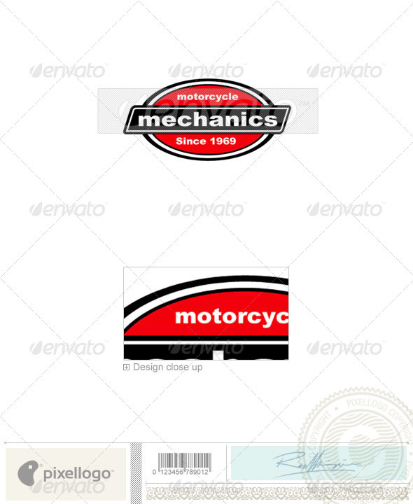 GraphicRiver Industry & Science Logo 927 497616