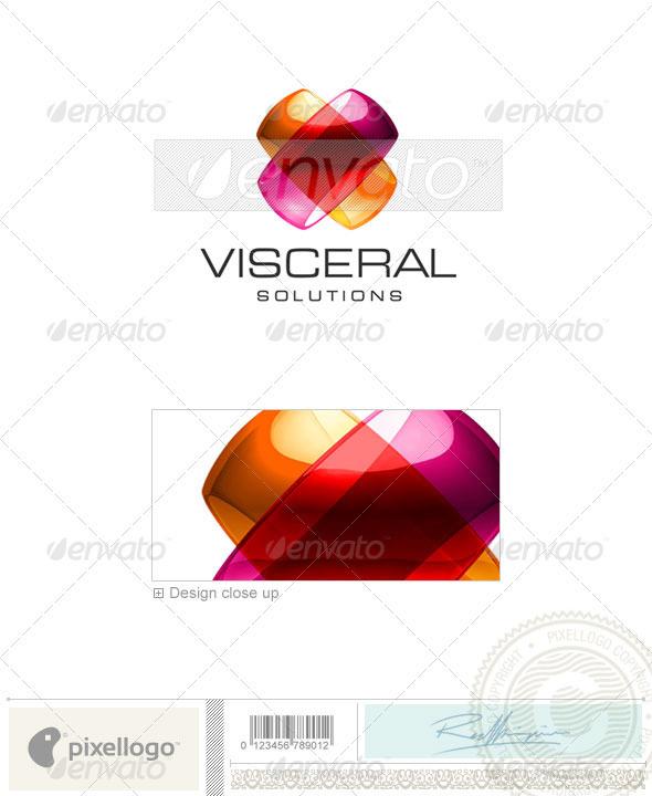 GraphicRiver Technology Logo 3D-411 497620