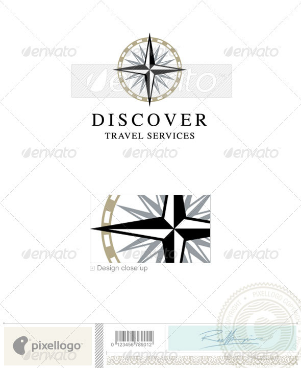 GraphicRiver Transportation Logo 1921 497621