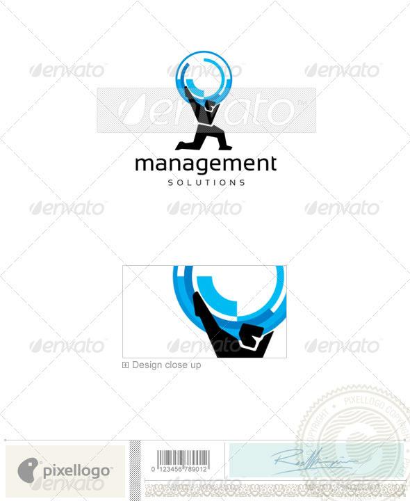GraphicRiver Business & Finance Logo 2192 497629