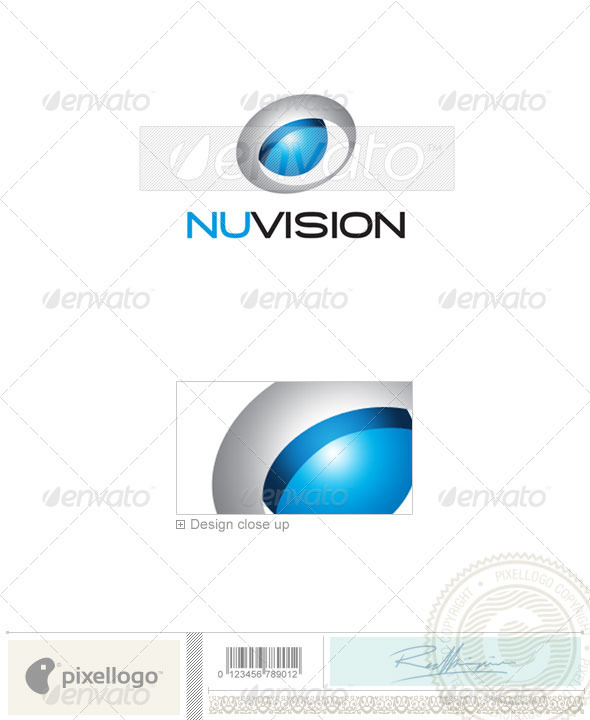 GraphicRiver Industry & Science Logo 1950 497637