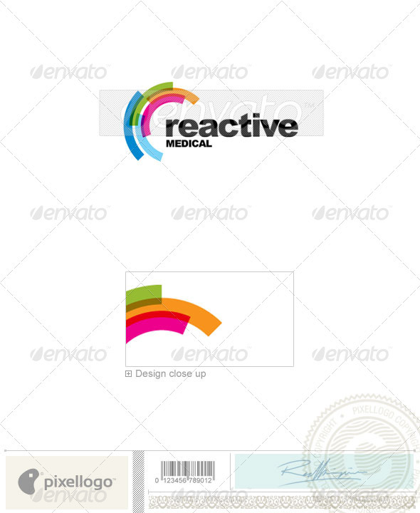 GraphicRiver Industry & Science Logo 2190 497651