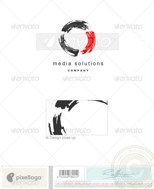 GraphicRiver Print & Design Logo 510 497657