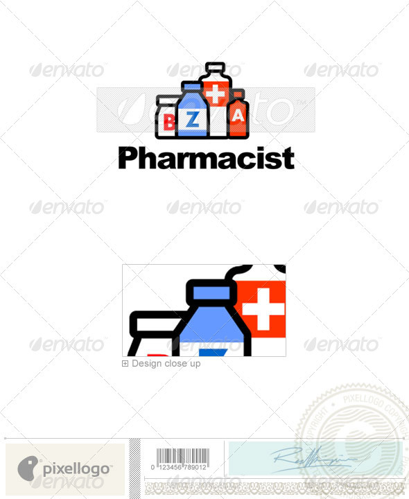 GraphicRiver Industry & Science Logo 80 497658