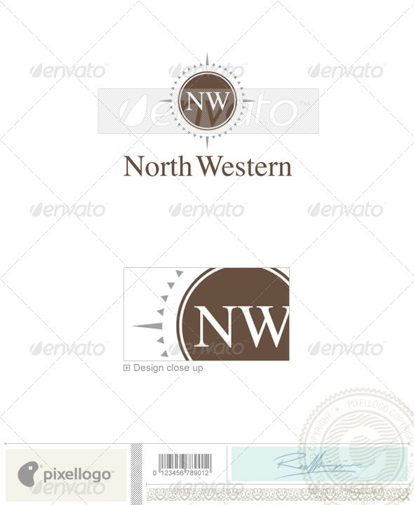 Graphic River Communications Logo 306 Logo Templates -  Abstract  Vector 497664