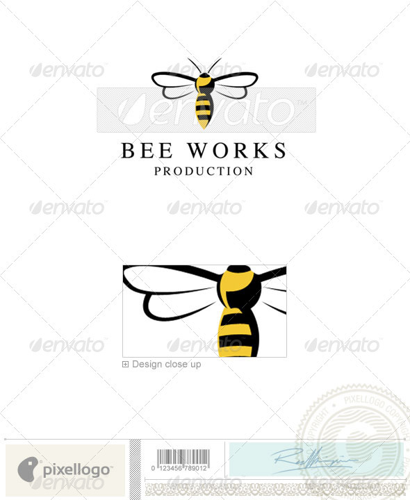GraphicRiver Nature & Animals Logo 2171 497682