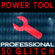 Tool Glitch Pack 01 - Power Tool - VideoHive Item for Sale